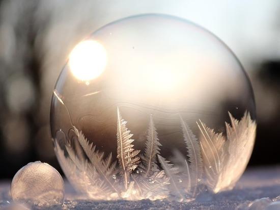 Температура опустится до 25 градусов мороза в Забайкалье 2 ноября