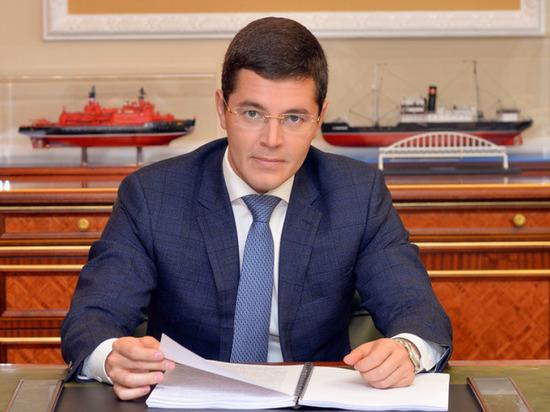 Губернатор ЯНАО поднялся на второе место в нацрейтинге глав регионов