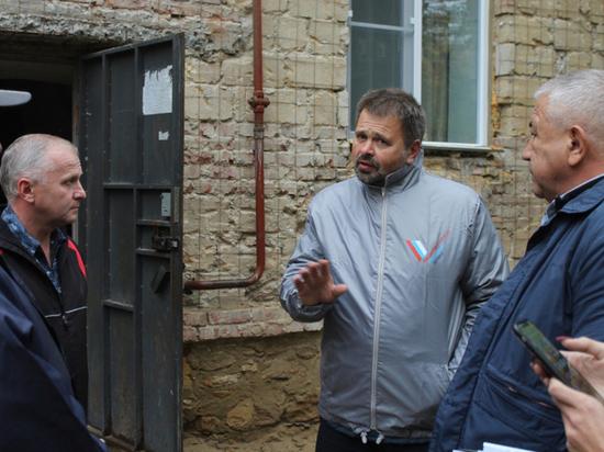 ОНФ Ставрополья «дожал» проблему с протекающей крышей