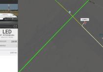Самолет авиакомпании «Ямал» приземлился в Тюмени