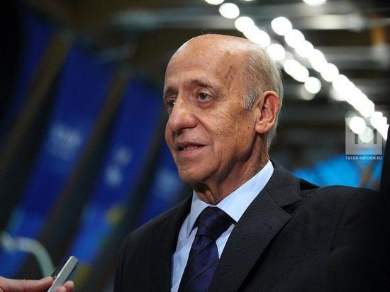 Президент FINA в Казани открыл мировой чемпионат по борьбе на поясах