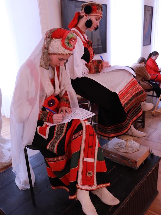 Более 3 тысяч ставропольчан написали Большой этнографический диктант