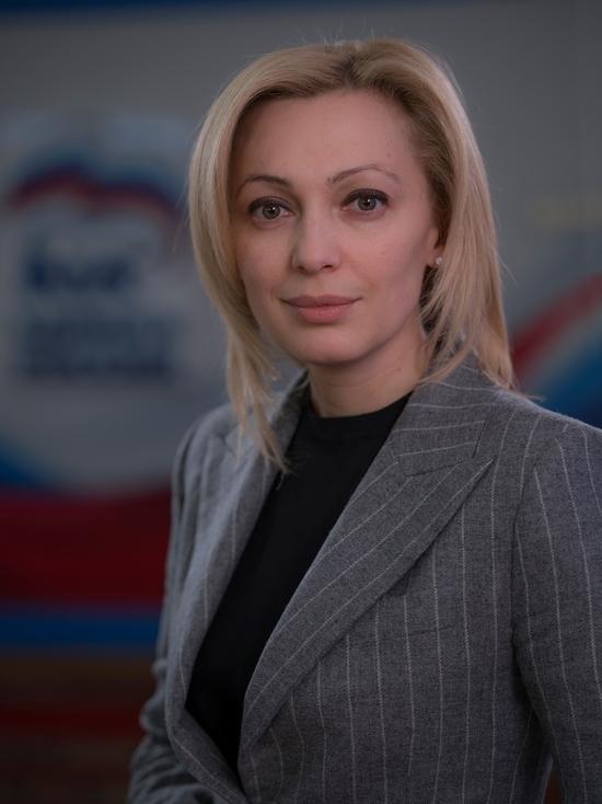 Ольга Тимофеева: единороссы станут опорой губернатору Ставрополья