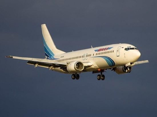 При аварийной посадке SSJ-100 в Тюмени никто не пострадал