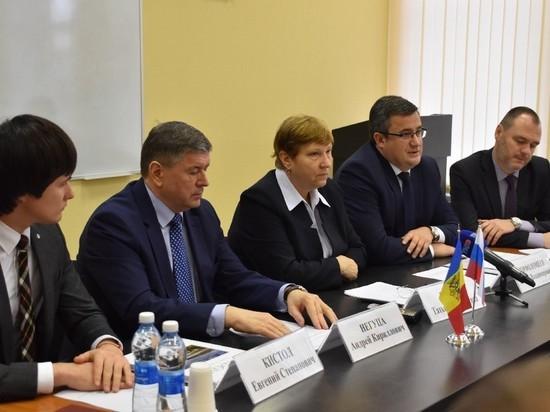 Рязань развивает сотрудничество с Молдовой