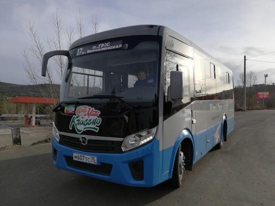 Читинцы заявили, что маршрутчики мешают работать новым автобусам