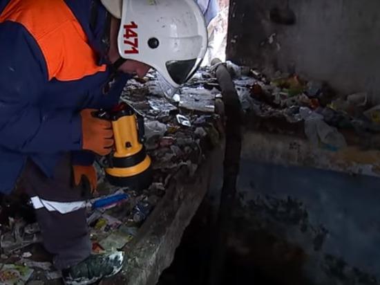Человек утонул в колодце заброшенной канализационно-насосной станции в Архангельске