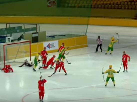 Архангельский «Водник» обеспечил себе выход в финал Кубка России