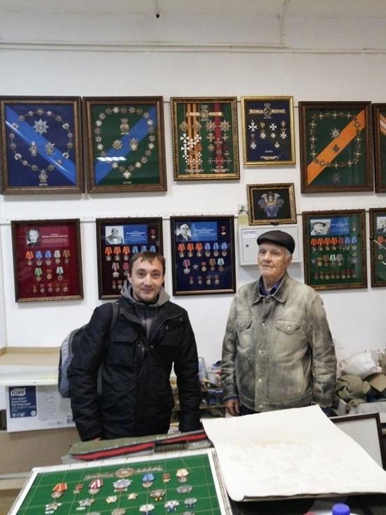 Школьникам из Ростова подарили в Железноводске орден Святого Георгия