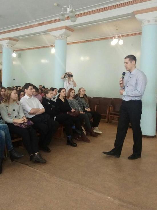 В Ивановском колледже культуры прошла акция «Нет ненависти и вражде»