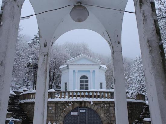 В Железноводске летние бюветы и «храмы воздуха» отреставрируют в 2020 году