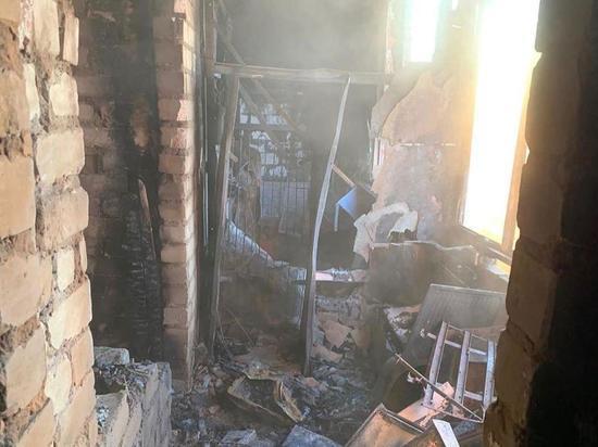 Власти Ставрополя пообещали помощь пострадавшим от пожара в многоэтажке