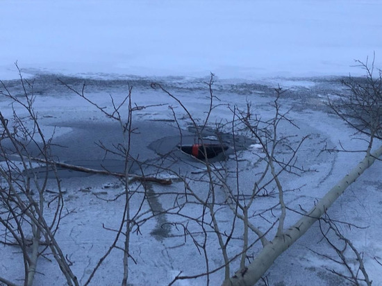 Под Матигорами на зимней рыбалке в проруби утонул пенсионер