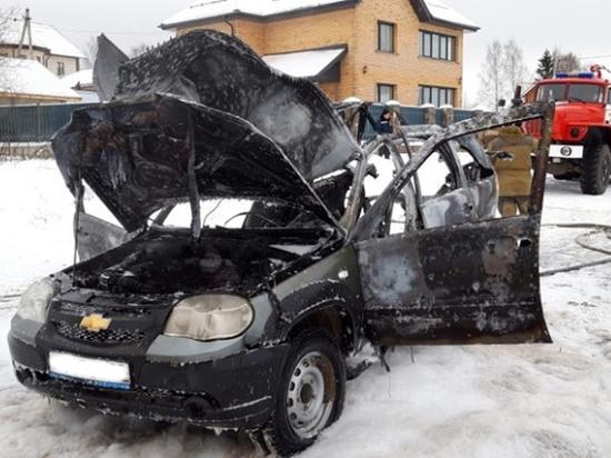 Закурил в машине – трое в больнице, машина в металлолом, автоцистерна в ремонте