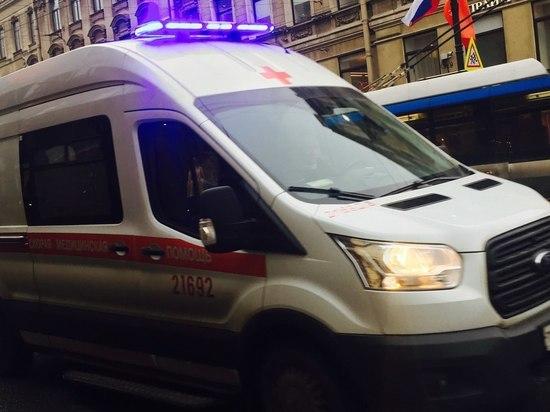 Два человека пострадали в серьезном ДТП в Ленобласти