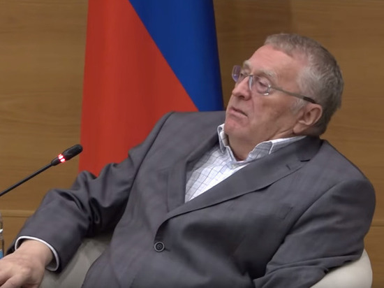 Жириновский: у украинцев нет желания иметь свое государство