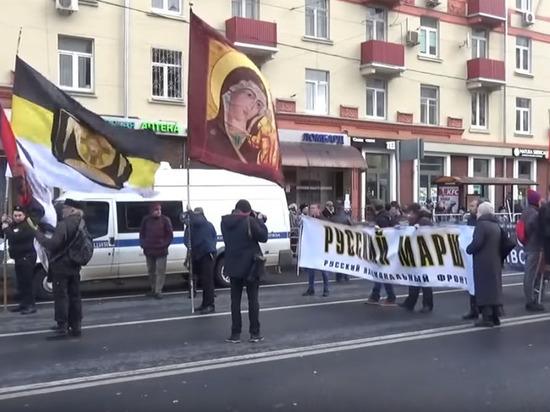 Националисты проведут в Москве два марша,акции согласованы с мэрией