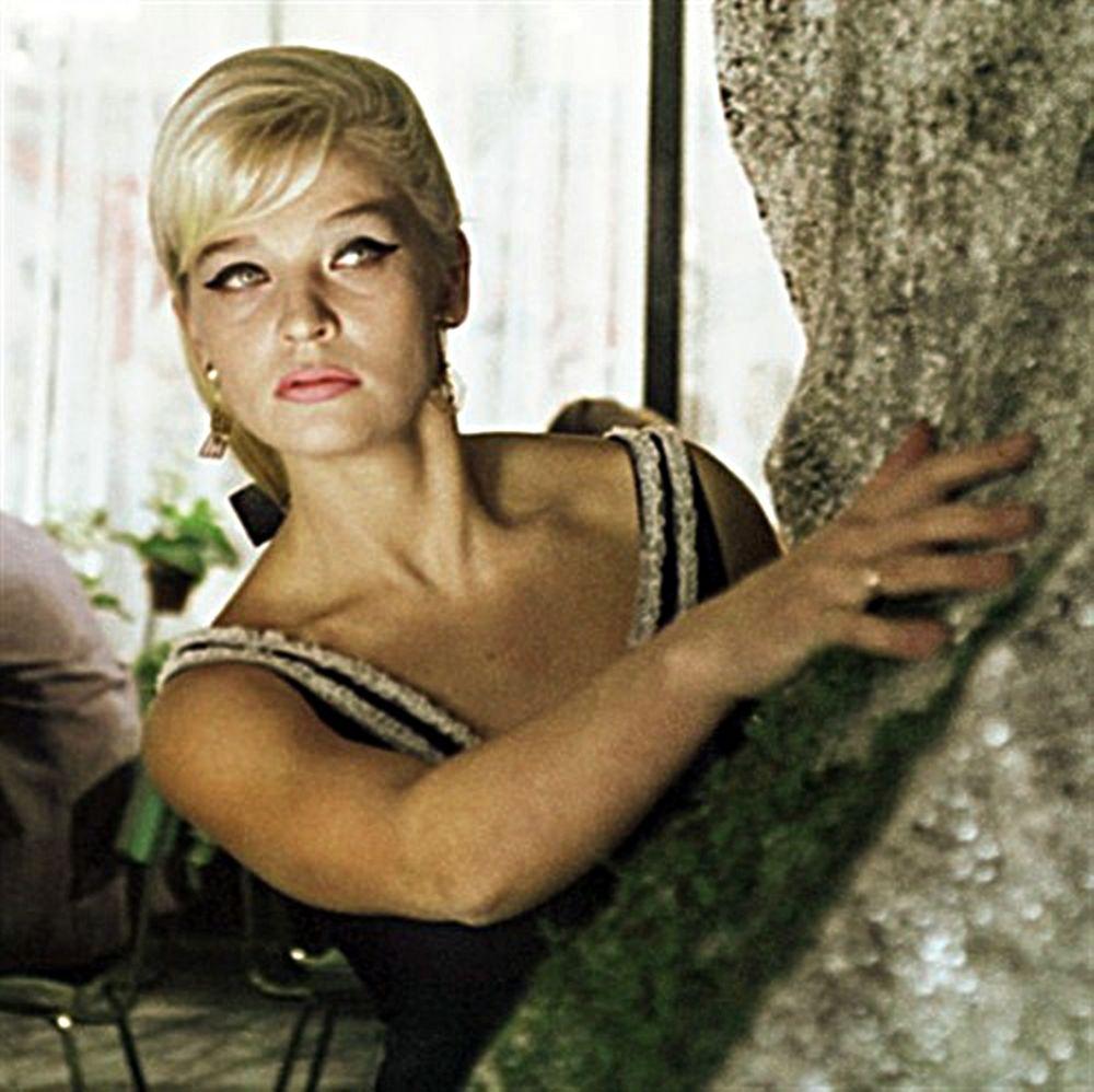 День Светличной: секс-символ советского кино всегда привлекала внимание