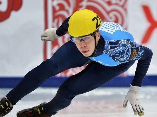 Уфимский конькобежец Семен Елистратов победил на этапе Кубка мира