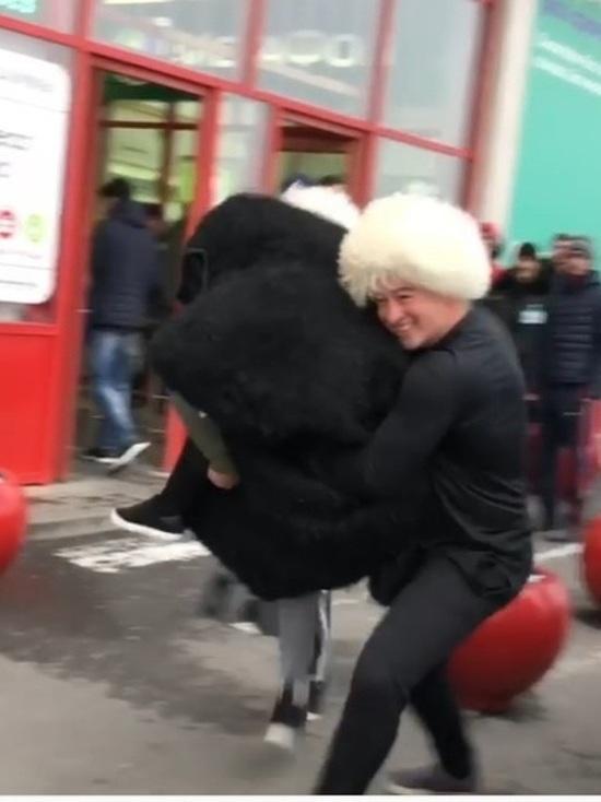 Украденную невесту в Северной Осетии увезла блондинка