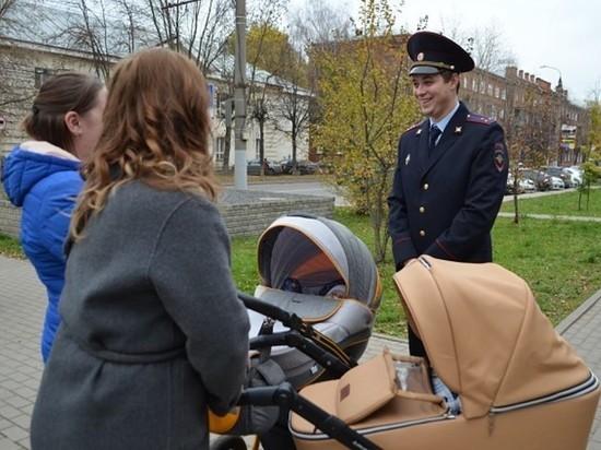 Ивановский участковый продолжает бороться за звание лучшего в стране