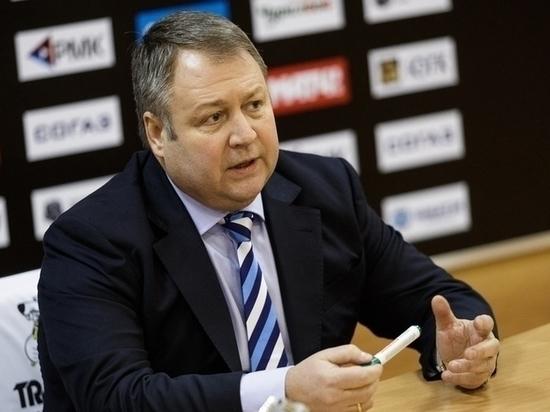 Новый тренер «Трактора» Владимир Юрзинов-младший сделал первое заявление о команде