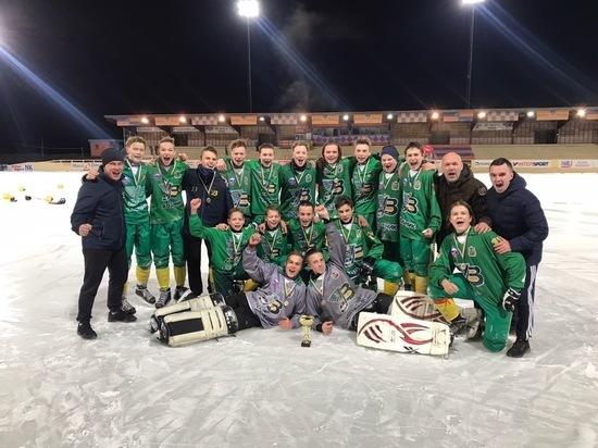 Молодая гвардия «Водника» – чемпионы мира