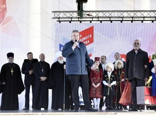 Владимир Владимиров разделил праздник с жителями Ставрополя