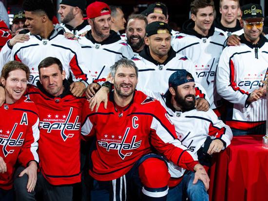 Хоккеист Кузнецов назвал празднующих бейсболистов «Нэтс» слишком трезвыми