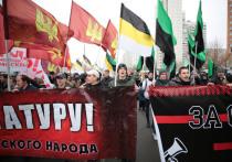 Марш недосчитался русских: две акции националистов состоялись в Москве