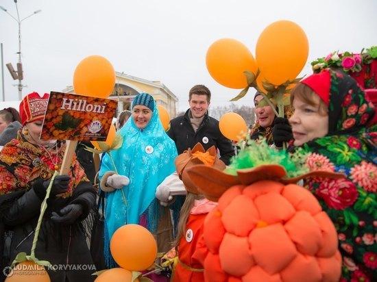 Петрозаводчане отметили День народного единства: это не ответ Хеллоуину