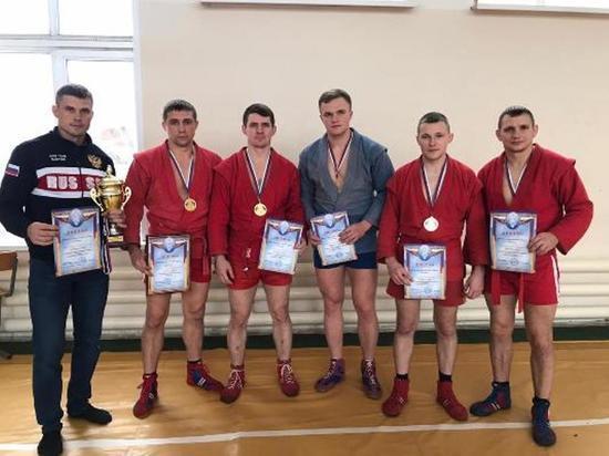 Ивановские УФСИНовцы выиграли соревнования по самбо среди силовых ведомств
