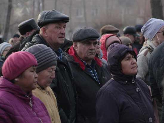 В Абакане прошел митинг против работы угольных разрезов