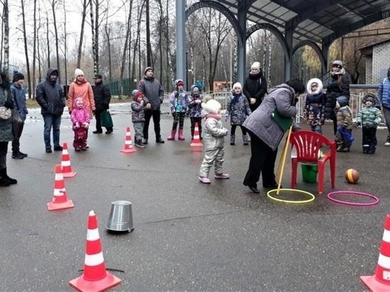 4 ноября парки Иванова стали площадками для народных гуляний