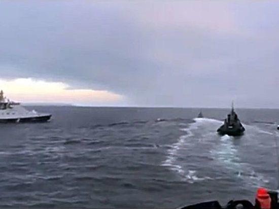 Украина должна признать провокацию под Крымом, чтобы забрать корабли - Цеков