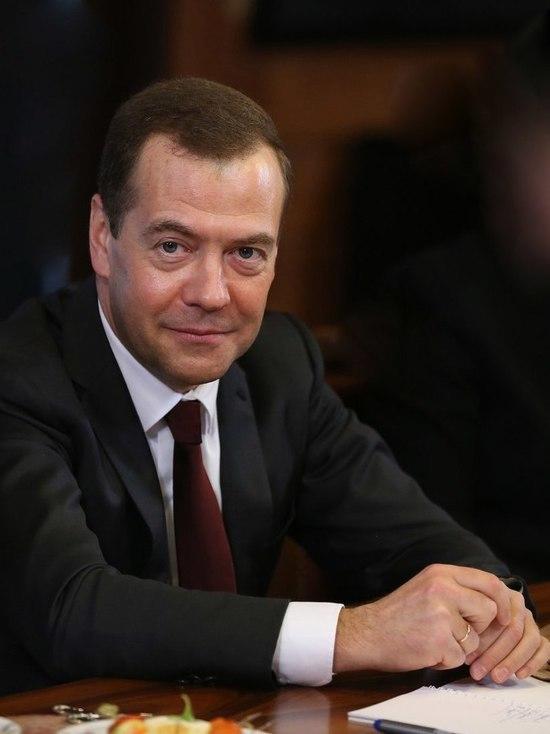 В ноябре в Алтайский край приедет Дмитрий Медведев
