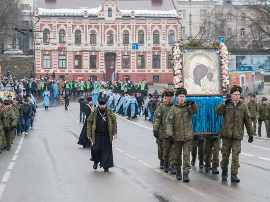 В Иванове прошел крестный ход