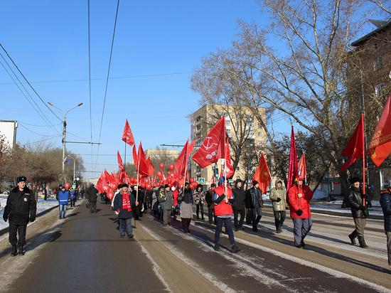 В субботу в первой половине дня будут перекрыты две улицы в центре столицы Хакасии