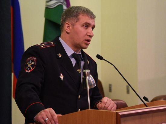 Владимир Путин назначил главу полиции Петербурга