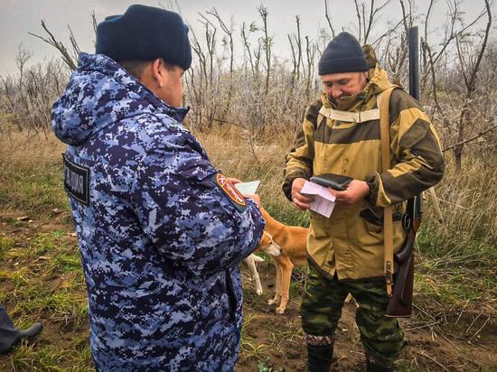 На Ставрополье стартовал сезон охоты