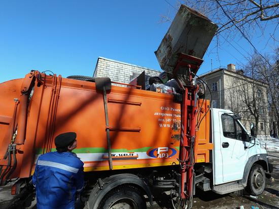 Неплатежи компаний за вывоз мусора в России достигли 70%