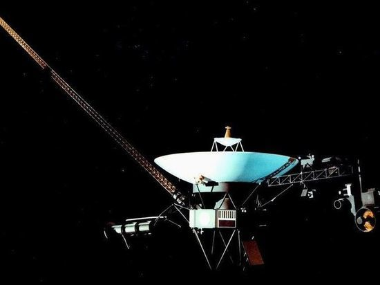 Опубликованы данные из межзвездного пространства, полученные зондом «Вояджер-2»