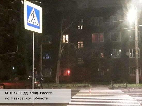 В Иванове сбили девушку-подростка