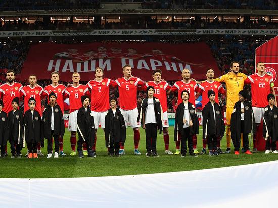 Головин и Черышев вошли в состав сборной России на матч против Бельгии