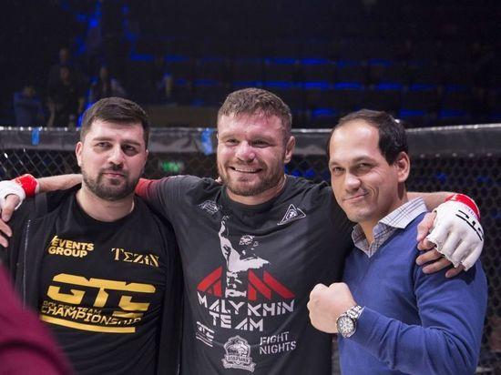 Боец ММА из Кузбасса стал победителем международного турнира