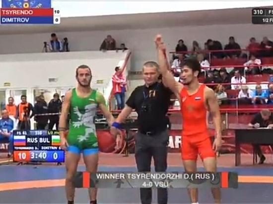 Забайкальский спортсмен с нарушенным слухом стал чемпионом Европы