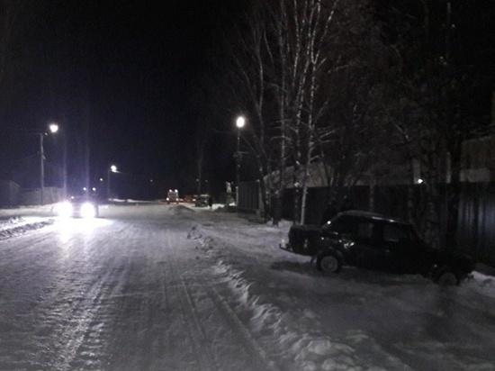 Каргопольская молодёжь на «Жигулях» встретила встретила на проспекте «Ауди» и дерево