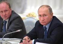 Путин распорядился упорядочить нормы русского языка