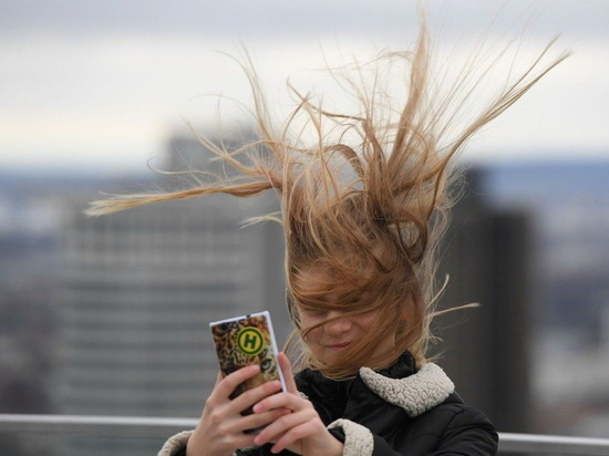 МЧС предупреждает о шквалистом ветре в Калуге