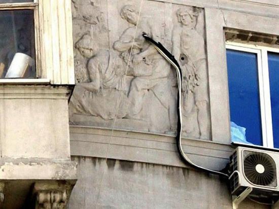 В Госдуме предложили демонтировать все кондиционеры на исторических зданиях